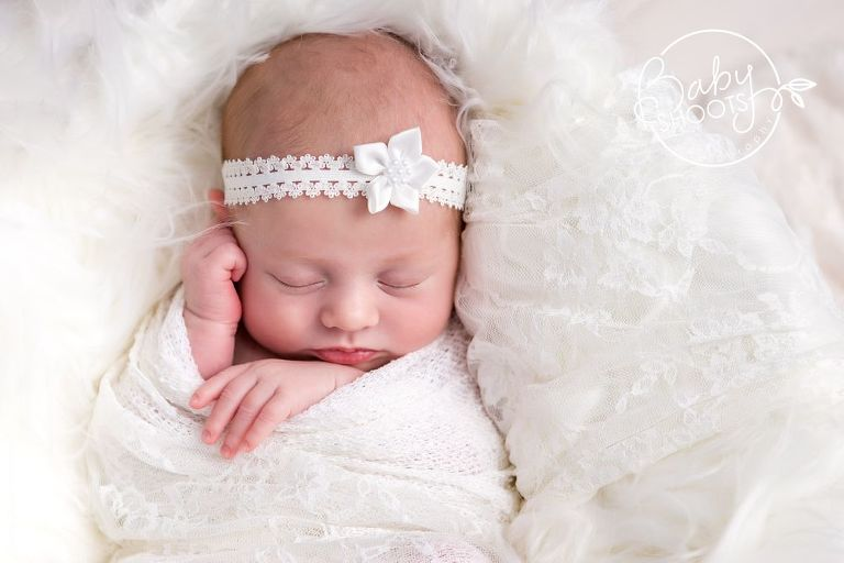 4 Week Old Baby Photography Sussex Audrey Rose Luxury