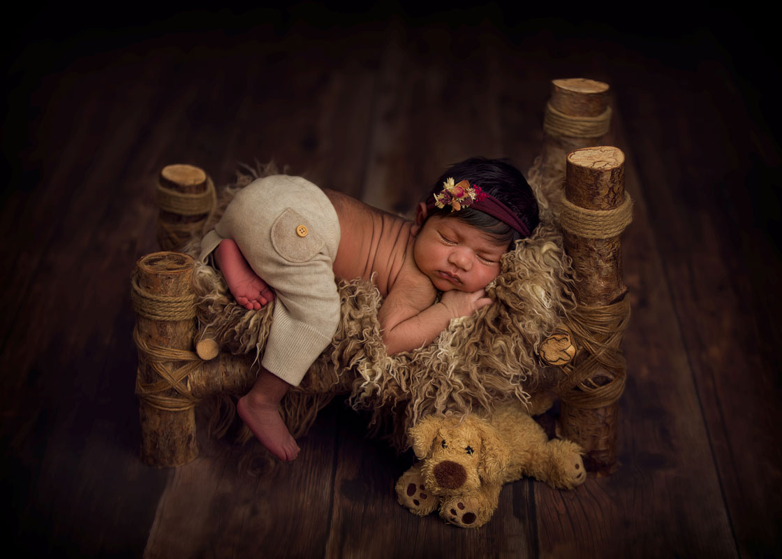 Best newborn portraits Sussex