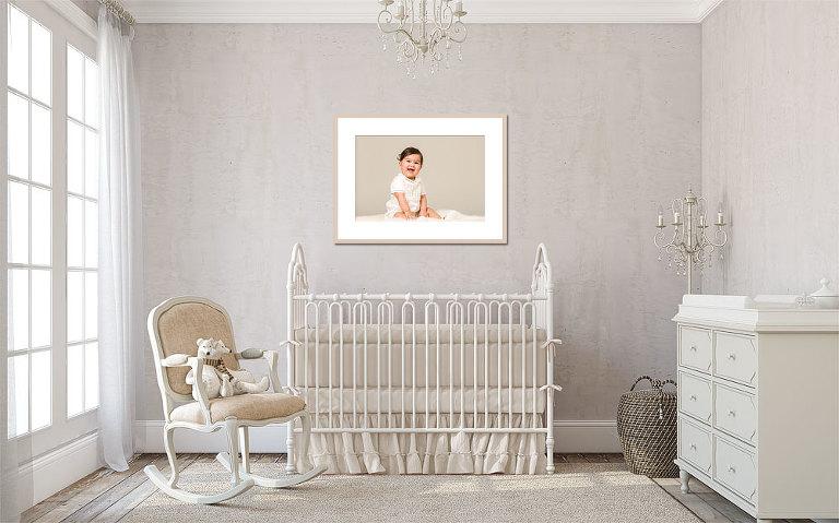 Nursery-older-baby-framed