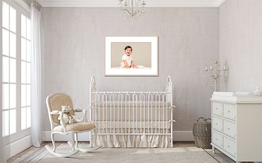 Nursery-older-baby-framed