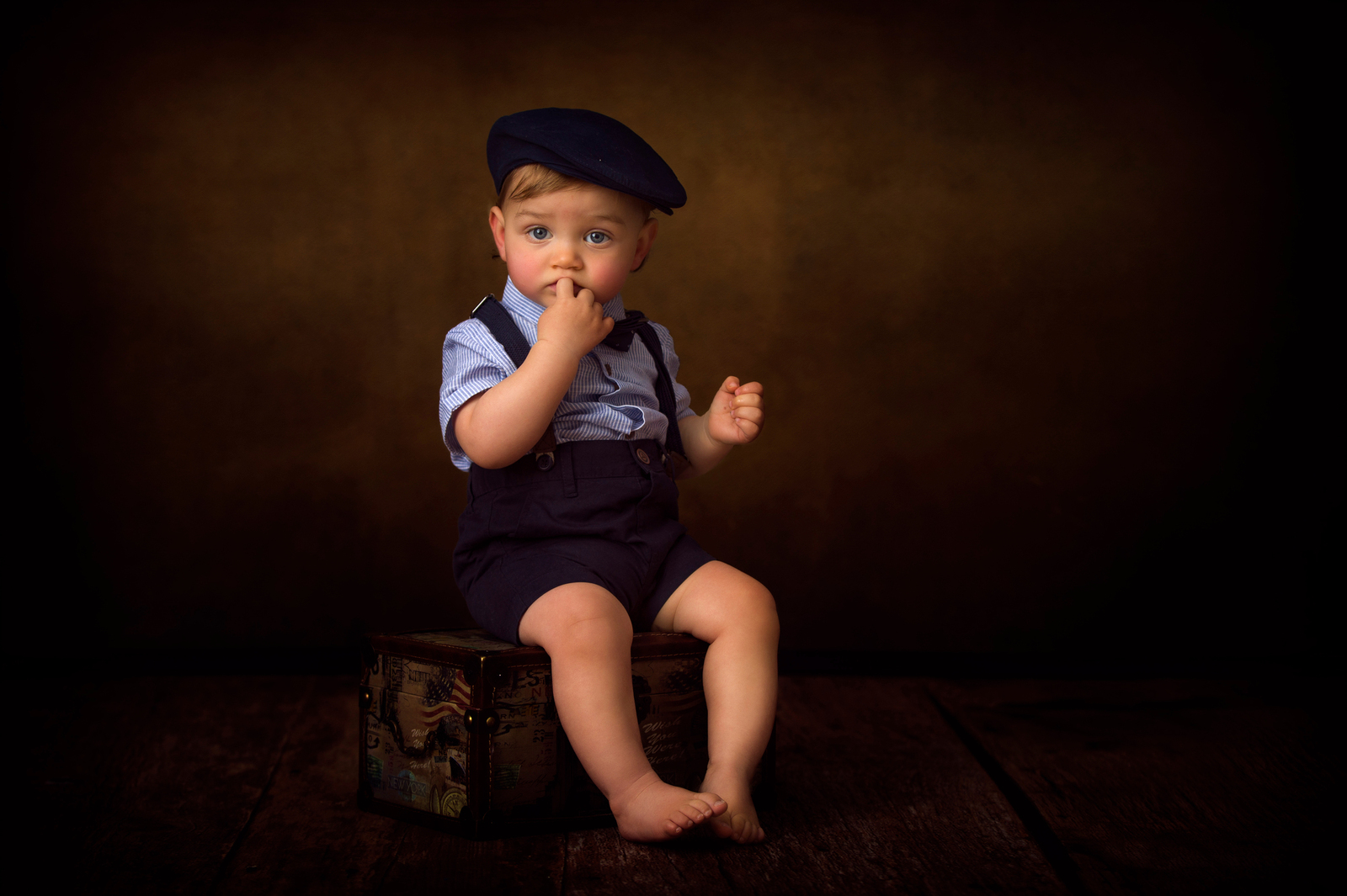 Fine Art Sitter Baby Portraits Sussex
