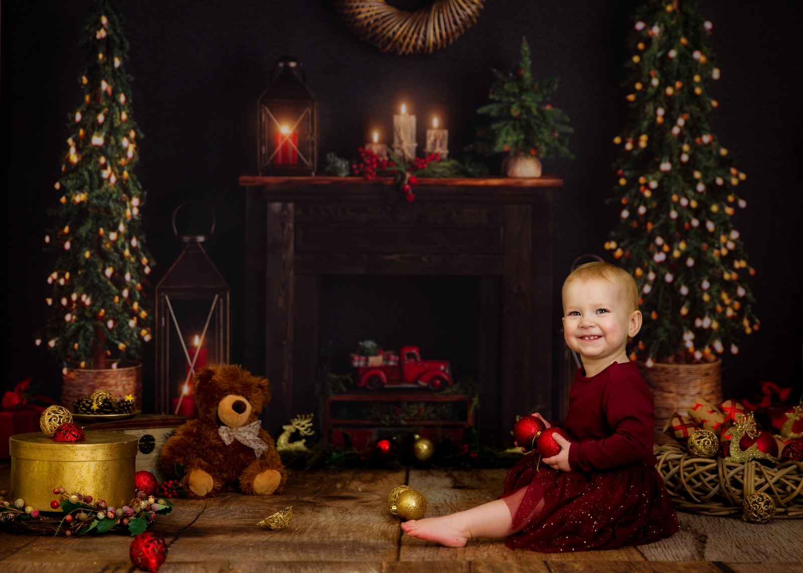 Christmas mini sessions Sussex